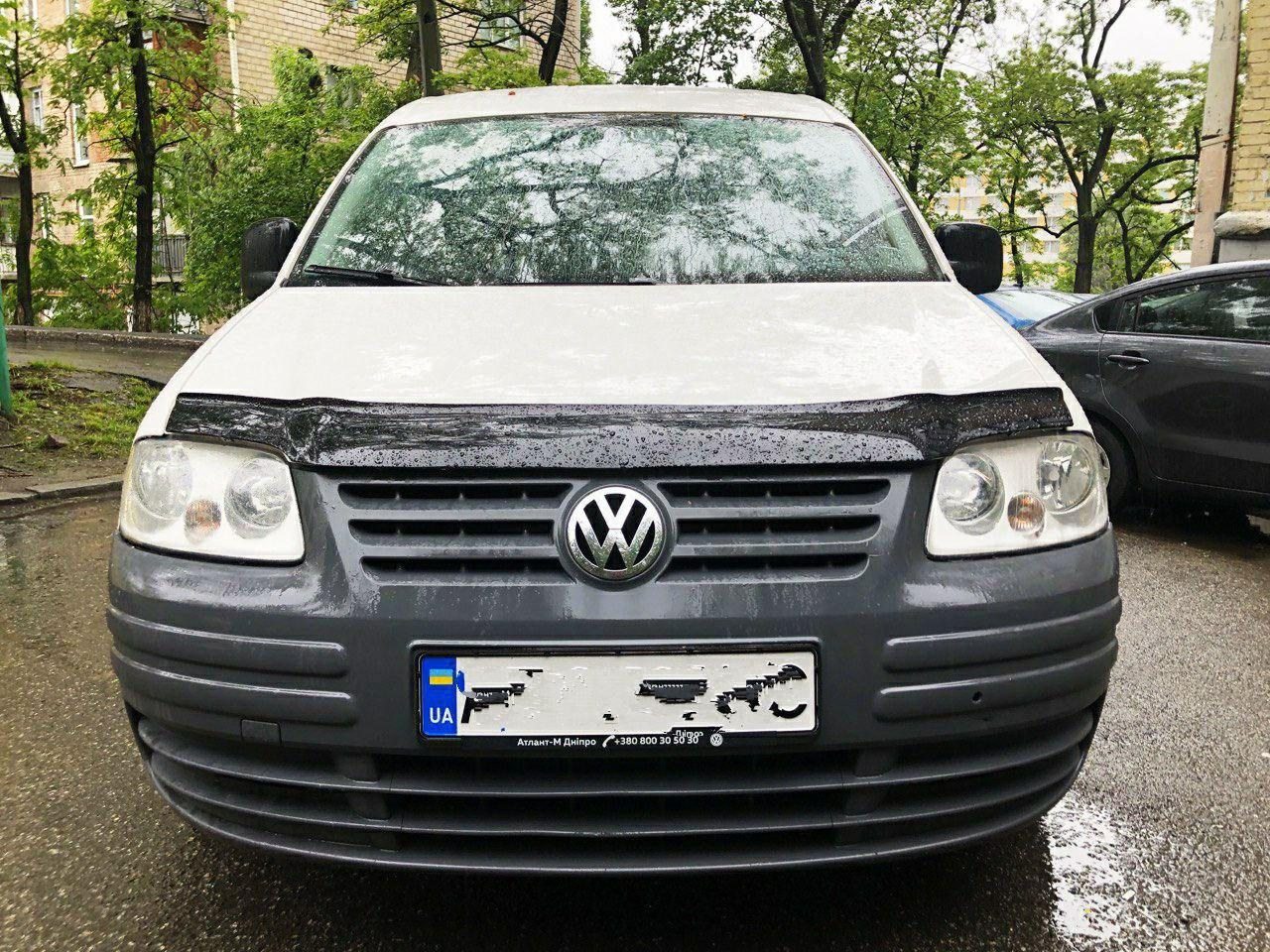Прокат авто Volkswagen Caddy в Киеве - фото 8