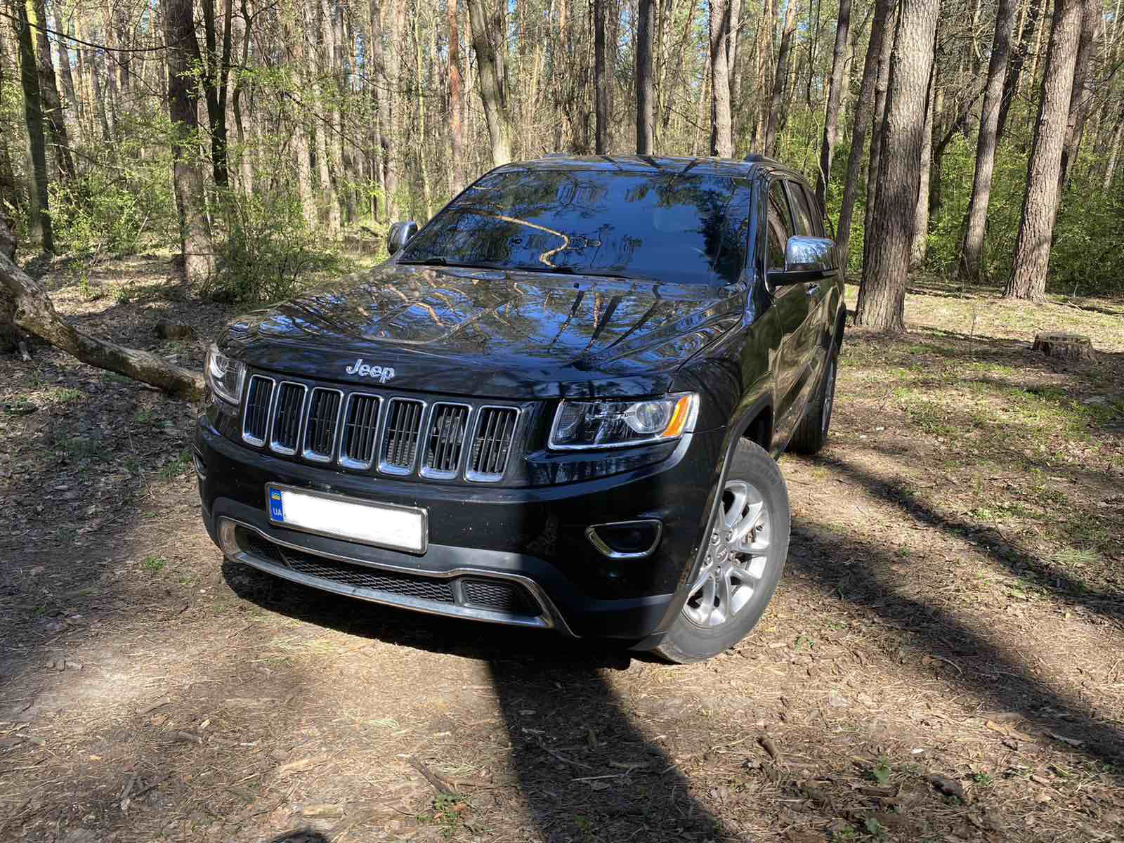 Прокат авто JEEP GRAND CHEROKEE LIMITED (2015) в Киеве - фото 2