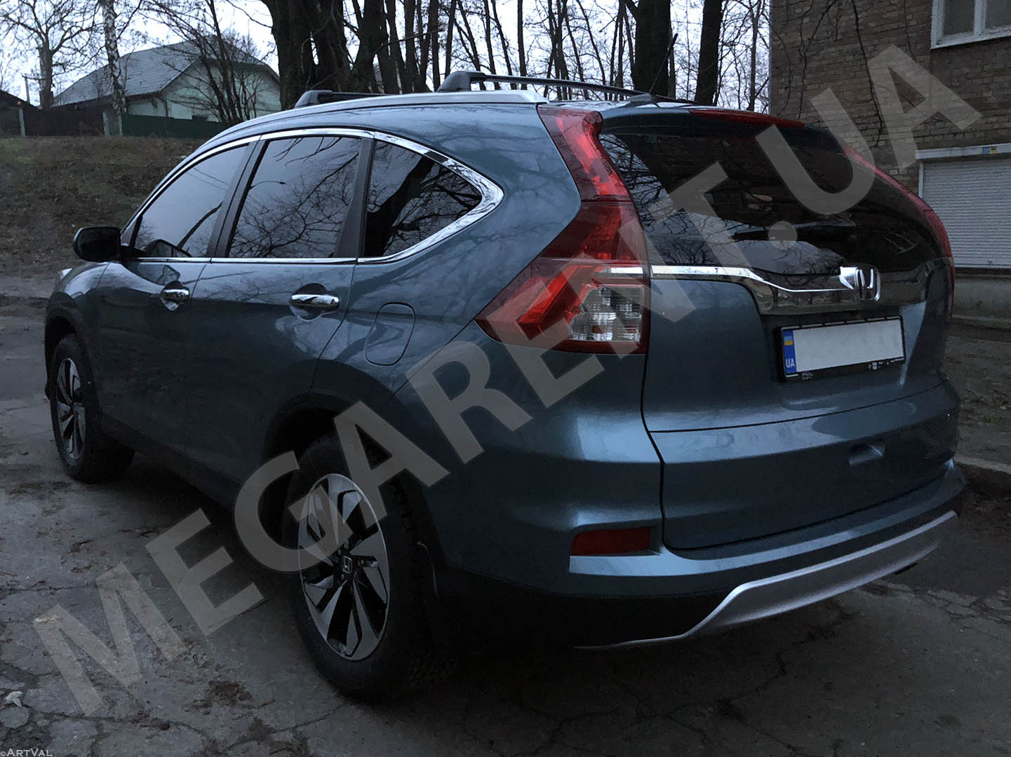 Прокат авто Honda CR-V 2016 Touring в Киеве - фото 5