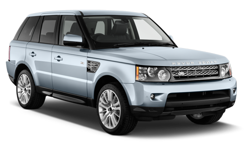 Rent a car Land Rover Range Rover Sport 2010 in Kyiv - Megarent