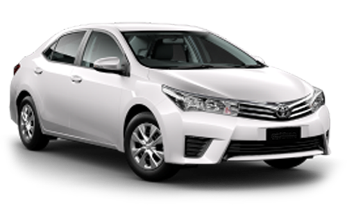 Rent a car Toyota Corolla 2016 in Kyiv - Megarent