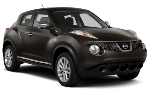 Rent a car Nissan Juke 2013 in Kyiv - Megarent