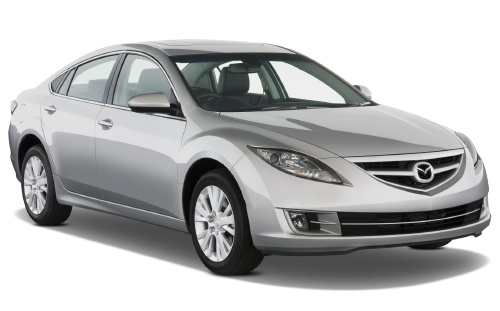 Rent a car Mazda 6 2010 in Kiev - Megarent