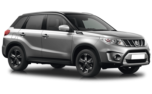Rent a car Suzuki Vitara 2017 in Kyiv - Megarent