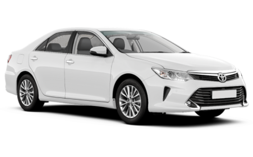 Rent a car Toyota Camry XV60 - 2016 in Kyiv - Megarent