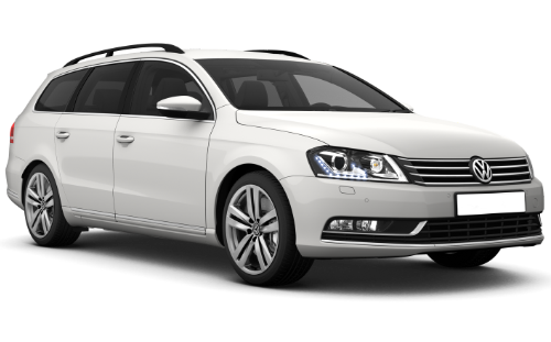 Rent a car Volkswagen Passat (B7) Diesel 2013 in Kyiv - Megarent