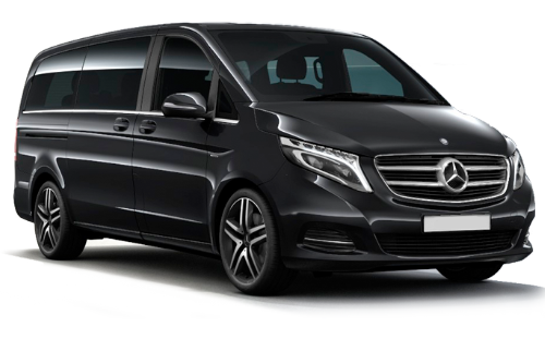 Rent a car Mercedes V-class 2016 in Kyiv - Megarent