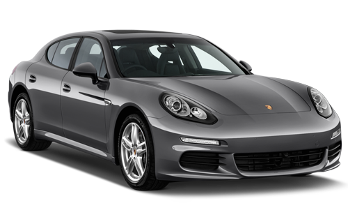 Rent a car Porsche Panamera Diesel 2014 in Kyiv - Megarent