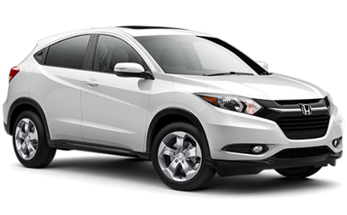Rent a car Honda HR-V 2016 in Kyiv - Megarent