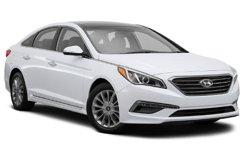 Rent a car Hyundai Sonata 2016 in Kyiv - Megarent