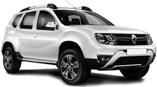 Rent a car Renault Duster in Kyiv - Megarent