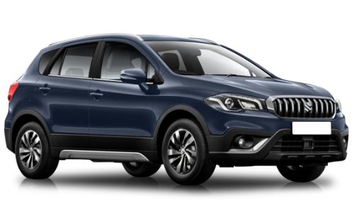 Rent a car Suzuki SX4 2017 in Kyiv - Megarent