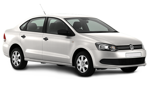 Volkswagen Polo sedan 2011