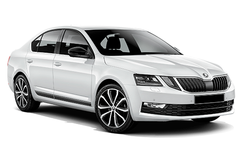 Rent a car Skoda Octavia A7 NEW 2017 in Kyiv - Megarent