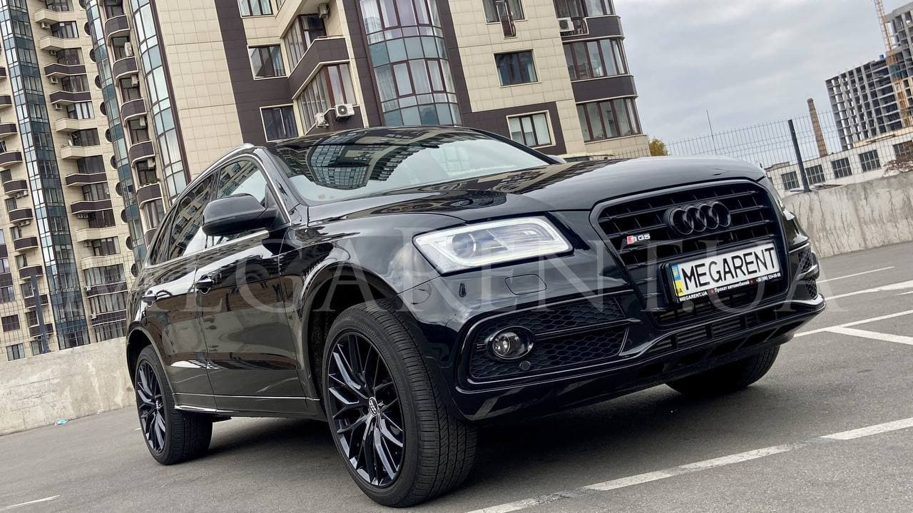 Rent a car Volkswagen Tiguan in Kyiv - Megarent