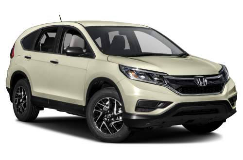 Rent a car Honda CR-V 2016 in Kyiv - Megarent