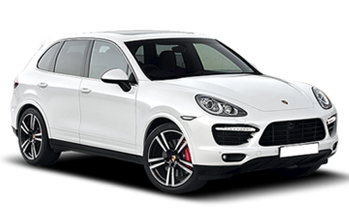 Rent a car Porsche Cayenne 2015 in Kyiv - Megarent