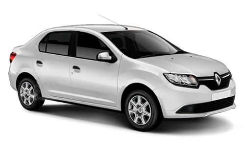 Rent a car Renault Logan 2014 in Kyiv - Megarent