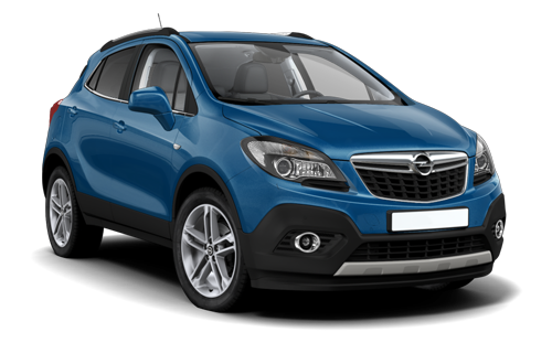 Rent a car Opel Mokka 2016 in Kyiv - Megarent