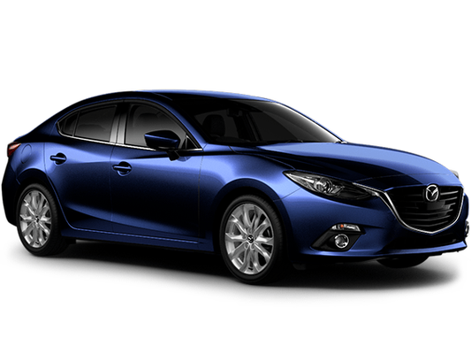 Rent a car Mazda 3 - 2016 in Kyiv - Megarent