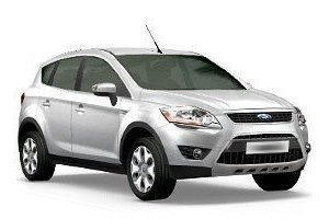Rent a car Ford Kuga in Kyiv - Megarent