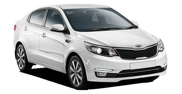 Rent a car Kia Rio 2015 in Kyiv - Megarent
