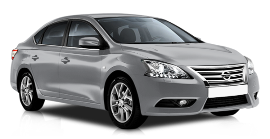 Rent a car Nissan Sentra 2016 in Kyiv - Megarent