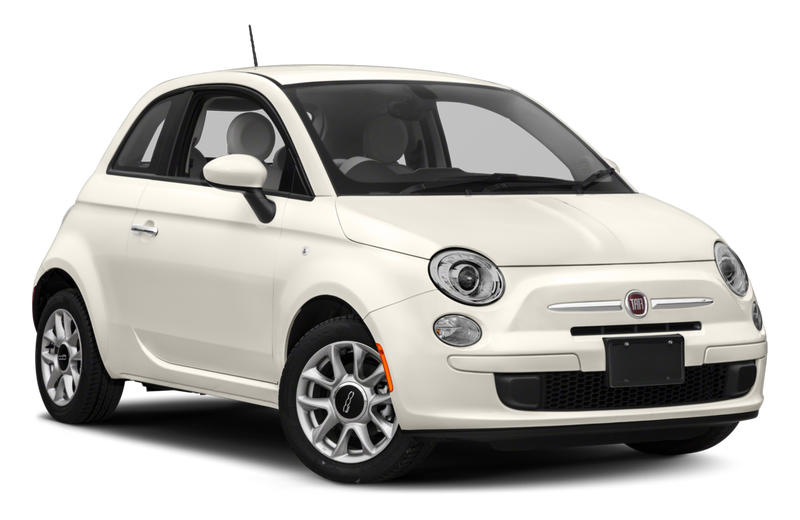 Rent a car Fiat 500 - 2017 in Kyiv - Megarent