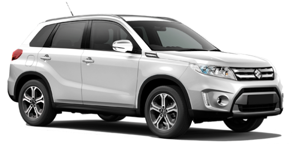 Rent a car Suzuki Vitara 2018 in Kyiv - Megarent