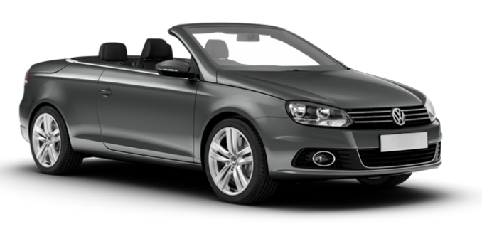 Rent a car Volkswagen Eos in Kyiv - Megarent