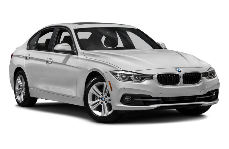 Rent a car BMW 320i xDrive 2014 in Kyiv - Megarent