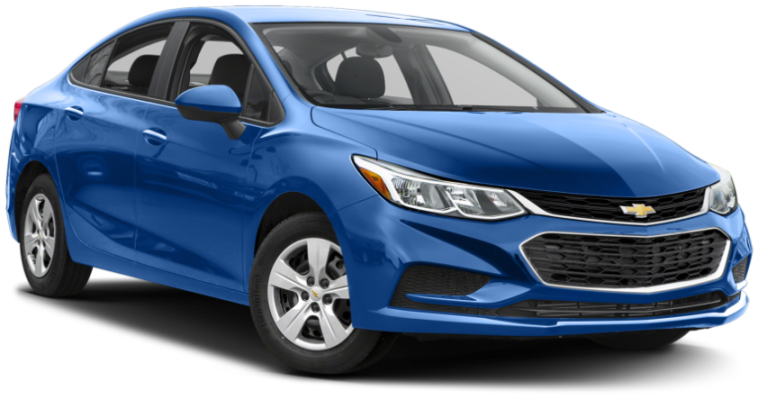 Rent a car Chevrolet Cruze 2017 in Kyiv - Megarent
