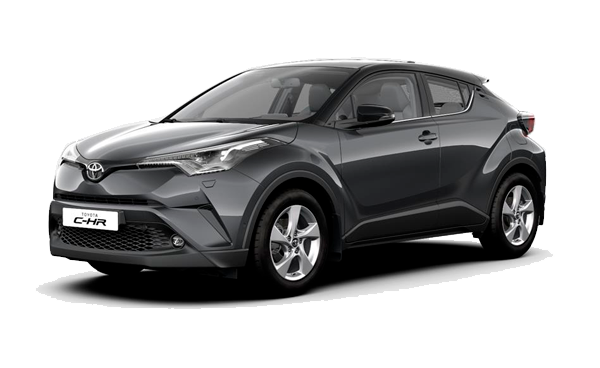 Rent a car Toyota C-HR 2018 in Kyiv - Megarent