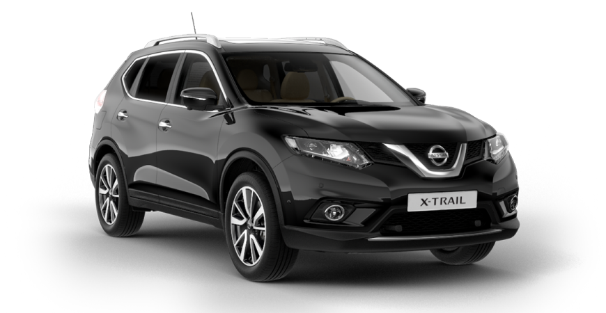Rent a car NISSAN X Trail 2015 in Kyiv - Megarent