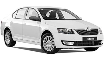 Rent a car Skoda Octavia A7 in Kyiv - Megarent