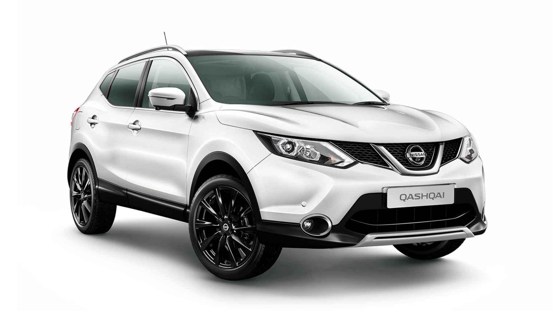Rent a car NISSAN Qashqai in Kyiv - Megarent
