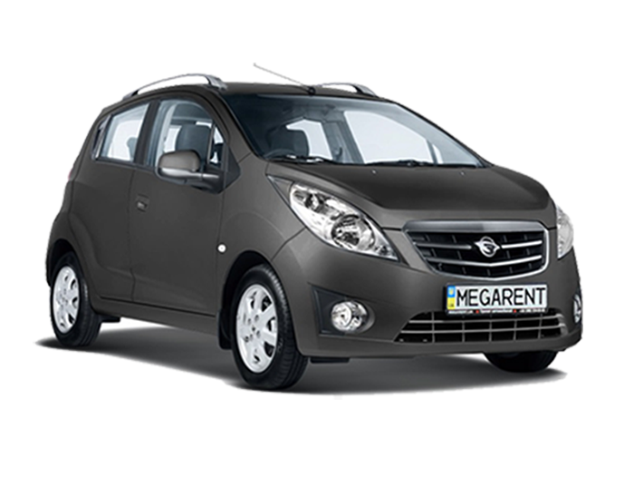 Rent a car Ravon R2 (Chevrolet Spark) 2017 in Kyiv - Megarent