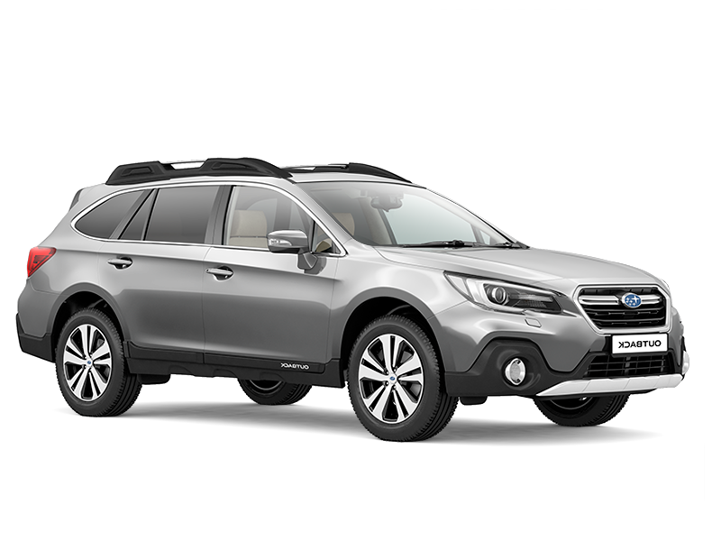 Rent a car Subaru Outback 2014 in Kyiv - Megarent