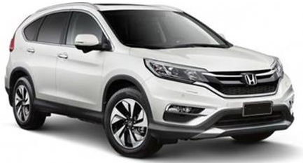 Rent a car Honda CR-V 2013 in Kyiv - Megarent