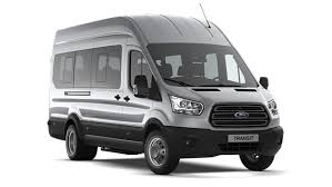 Rent a car Ford Transit (18 seater) in Kyiv - Megarent