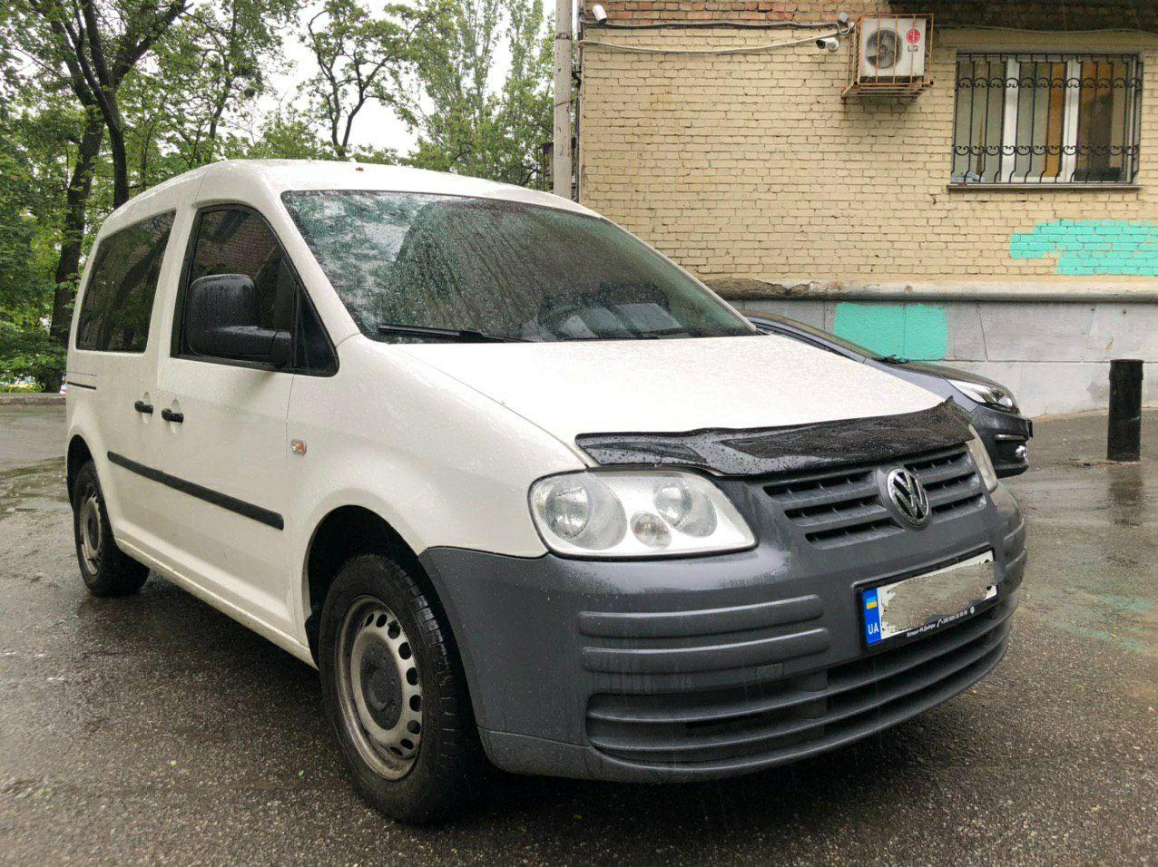 Rent a car Volkswagen Caddy in Kyiv - Megarent