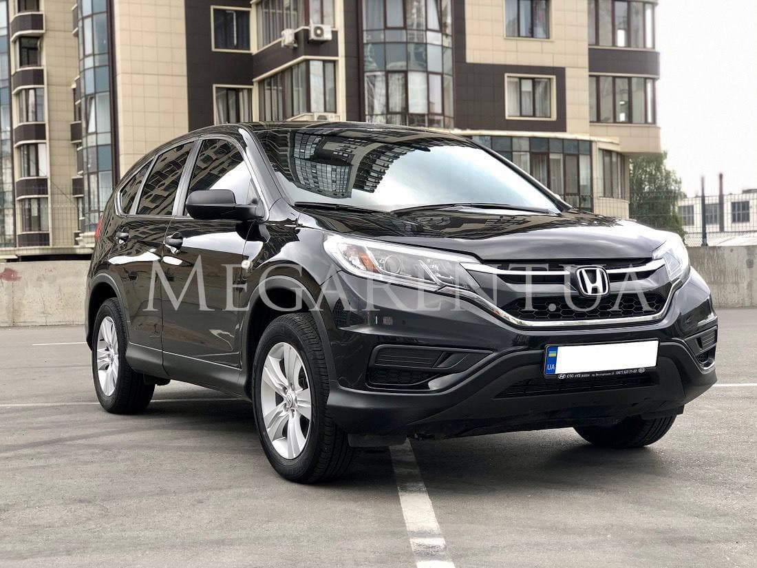 Rent a car Honda CR-V in Kyiv - Megarent