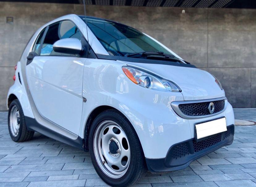 Rent a car Smart 2014 in Kyiv - Megarent