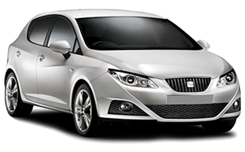 Rent a car Seat Ibiza 2011 in Kiev - Megarent