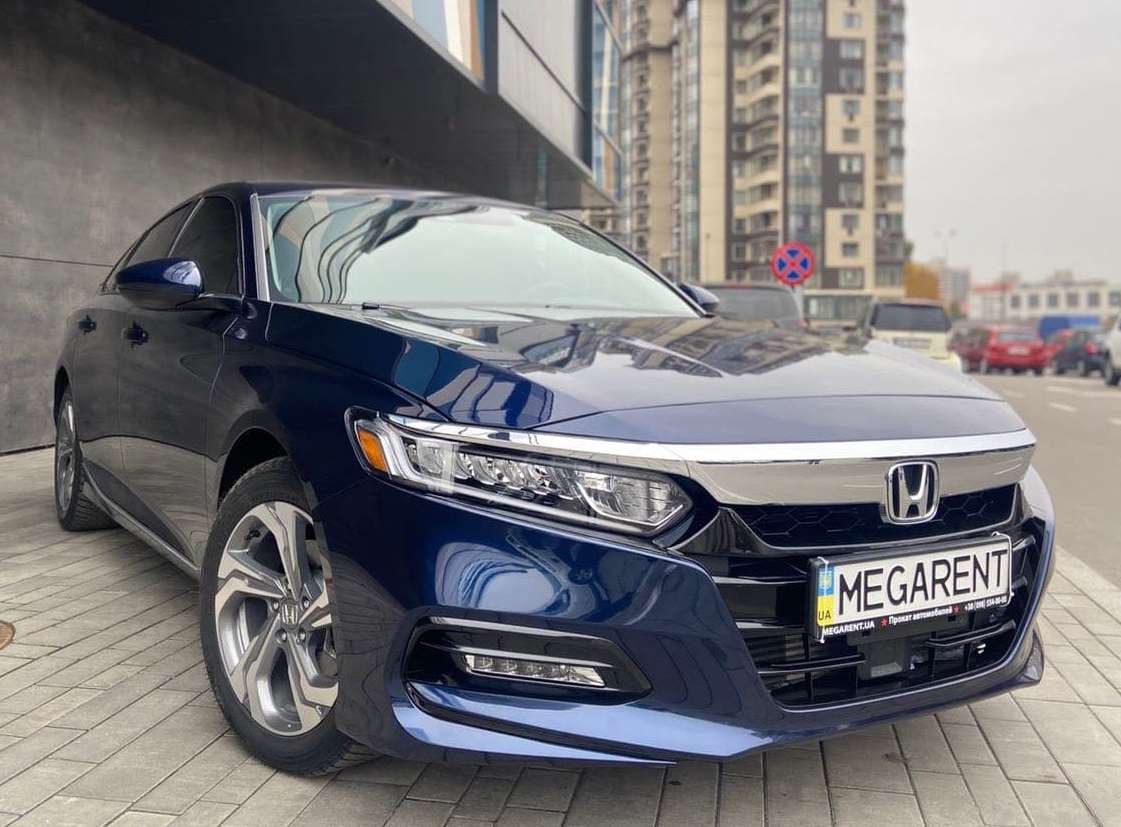 Honda Accord 2020 (2019)