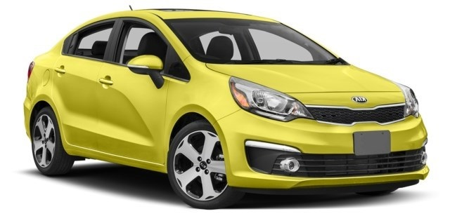 Rent a car Kia Rio 2013 in Kyiv - Megarent
