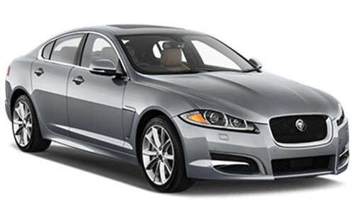 Rent a car Jaguar XF 2013 in Kyiv - Megarent