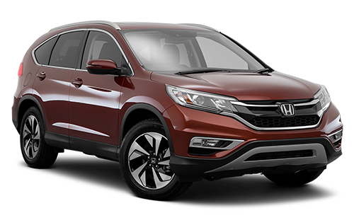 Rent a car Honda CR-V 2016 Touring in Kyiv - Megarent