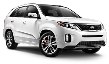 Rent a car KIA SORENTO 2014 in Kyiv - Megarent