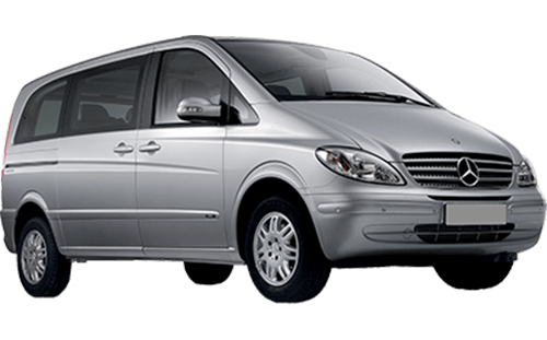 Rent a car Mercedes Vito in Kyiv - Megarent